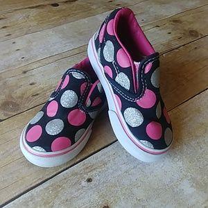 Toddler Polka Dot Vans